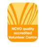 NCVO Quality Accredited Volunteer Centre logo